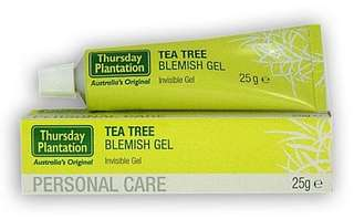 BNIB Thursday Plantation Tea Tree Blemish Gel