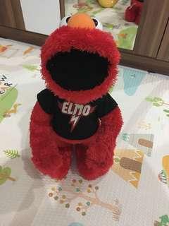 Elmo robot doll
