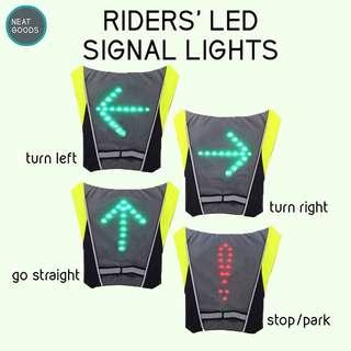 Riders LED Signal Light