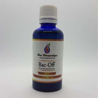 Bac-Off - 100% Pure Essential Oil Blend