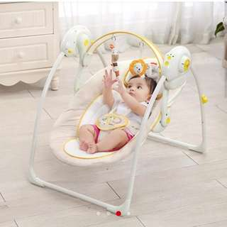 Shears Portable Baby Swing