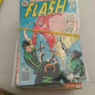 DC Comics Flash comic