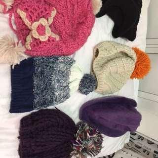 Winters hats