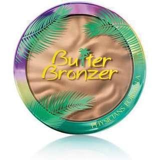 BNIB Authentic Physicians Formula Murumuru Butter Bronzer - Sunkissed Bronzer *New Shade