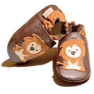 Liliputi® Soft Baby Shoes  Protector Lions