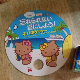 Hello Kitty 紙牌