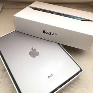 iPad Air - Wi-Fi - 64GB - Space Gray