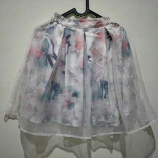 MDS tule skirt