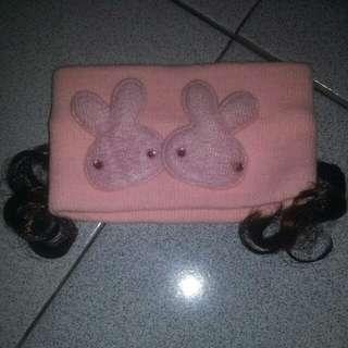 Bando rambut rabbit