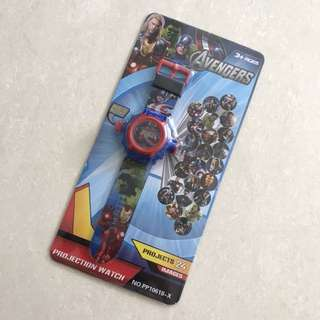 Brand New Avengers Projection Watch