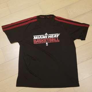 Adidas Miami Heat Training Jersey