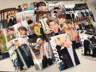 [PO] Billboard x BTS Box Set (Loose)