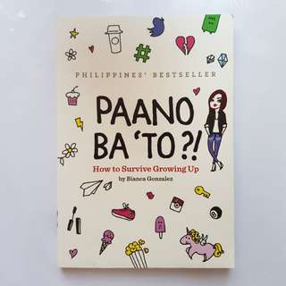 Paano Ba To?! By Bianca Gonzalez