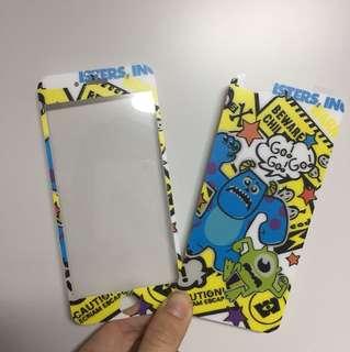 Iphone6 怪獸公司 毛毛螢幕貼