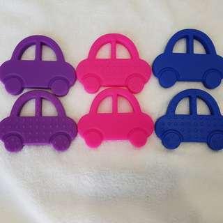 Car Teether Toy