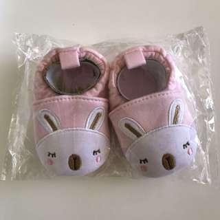Brand new baby rabbit pre walker shoe