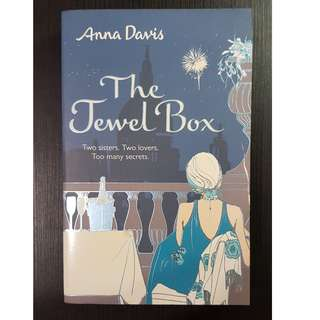 Book: The jewel box - Anna Davis
