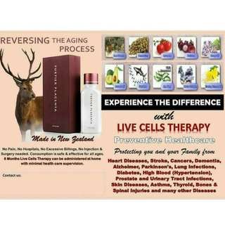Purtier Live Stem Cell Therapy