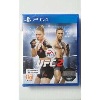 Kaset BD PS4 Original Game UFC 2