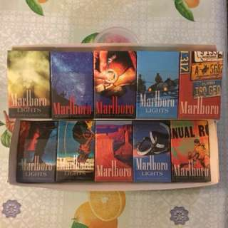 Marlboro Cigarettes Limited Edition Box