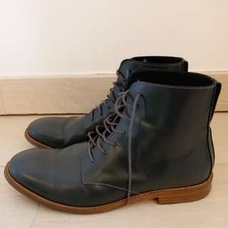 APC Leather Boots 皮鞋 皮靴 新淨