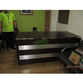 executive table - office furniture - partition