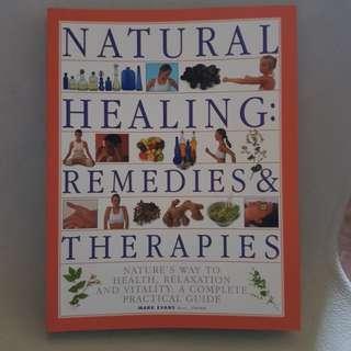 Natural Healing : Remedies & Therapies