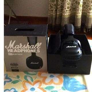 Marshall Headphones MID Bluetooth