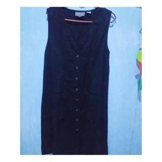 Outer vest panjang
