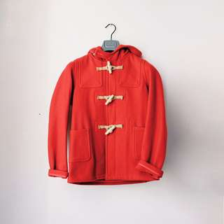 Fidelity | Duffel Red Coat | USA