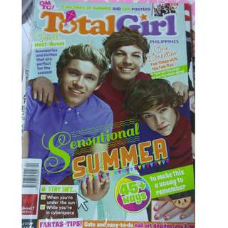 Total Girl - One Direction