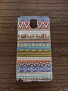 Samsung Note3 Patterned Phone Case