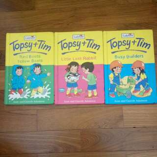 Ladybird Topsy and Tim
