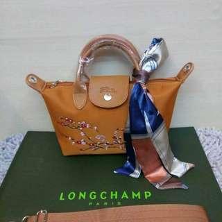 Longchamp blossom mini