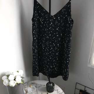 Cotton On Starry Slip Dress