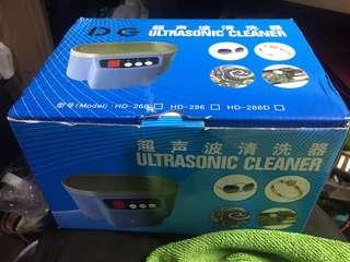 超聲波清潔器