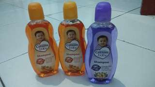 Cussons baby shampo
