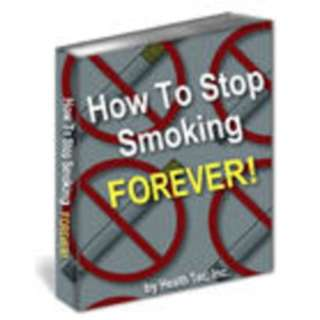 How To Stop Smoking Forever eBook
