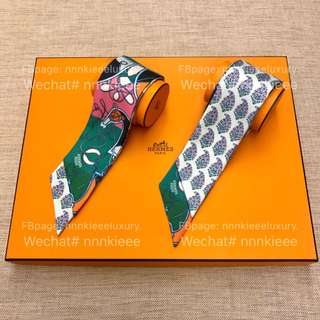 100% Authentic & Brand New Hermes Twilly