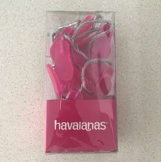 Havaianas slippers lights