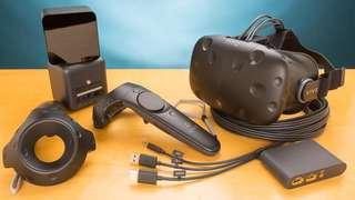 HTC VIVE 全新 未開箱 VR 送 Fallout 4 VR
