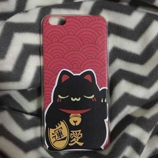 Lucky Cat Soft iPhone 6/6s + Case