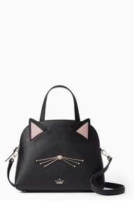 💯Authentic Kate Spade Cat's Meow Lottie