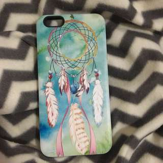 Dream catcher Cover all sides iPhone 6/6s + case