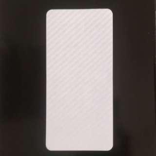 Carbon fiber back film for Huawei Mate 10 Pro