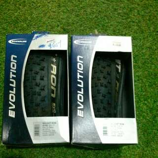 Schwalbe Rocket Ron Tubeless Ready tyres
