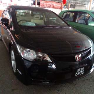 HONDA CIVIC 1.8(A) FD OTR PRICE