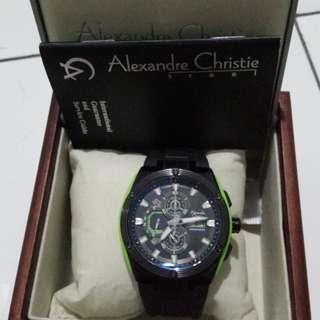 Jam tangan ALEXANDRE CRISTIE