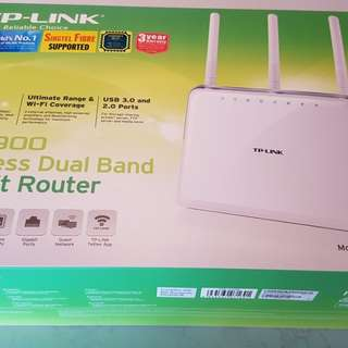 TP-Link AC1900 Wireless Dual Band Router (Archer C9)