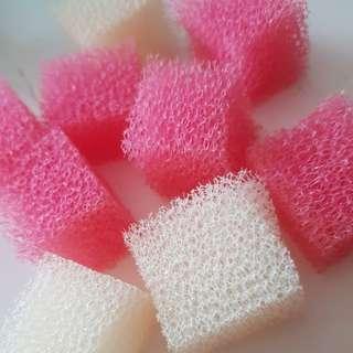Sponge for slime
